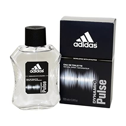 new style be47a 83bfb Buy Adidas Dynamic Pulse EDT for Men, 100ml Online at Low Prices in India -  Amazon.in