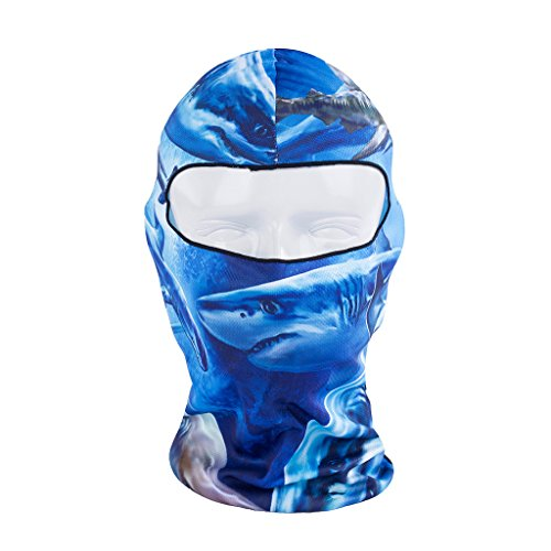 Maoko Camo Sports Thin UV Protective Windproof Face Mask- Motorcycle Cycling Skull Balaclava