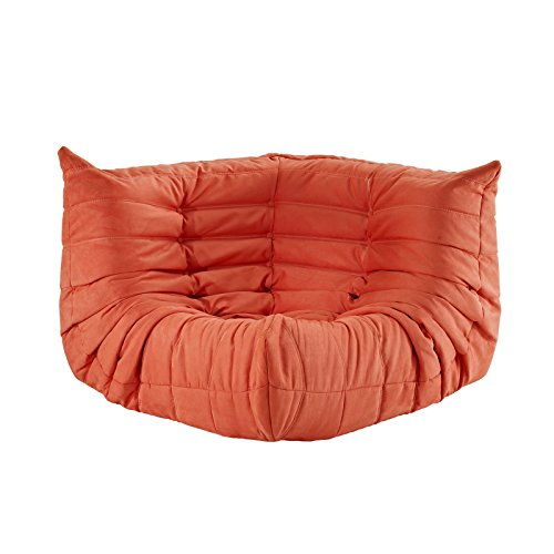 Modway Waverunner Modular Sectional: Corner in Orange