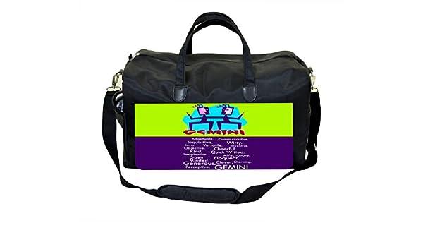 Zodiac Gemini Traits Therapist Bag