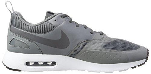 NIKE White Grey Grey Sneaker Air Cool Uomo Max Grigio Dk Vision rSaAr