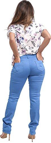 Xpression Xpression Fashion Fashion Fashion Donna Donna Blue Blue Jeans Xpression Jeans HwTxqO