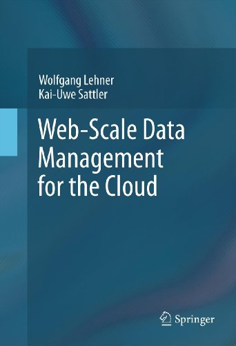Download Web-Scale Data Management for the Cloud Pdf