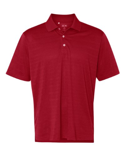 adidas-golf-mens-climalite-textured-short-sleeve-polo-a161-power-red-xl