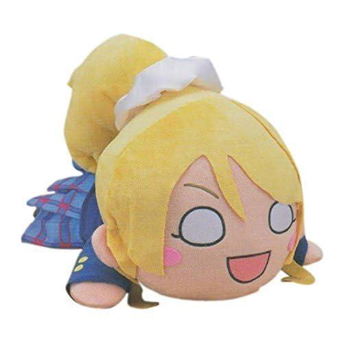 "Sega Love Live School Idol Project Eri Ayase Jumbo Stuffed Plush, 15"""
