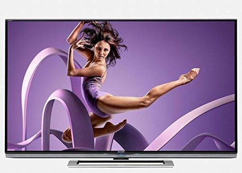 Sharp LC-70UD1U 70-Inch Aquos 4K Ultra HD 2160p 120Hz 3D Sma
