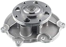 Engine Water Pump Fits Buick Cadillac CTS SRX Chevrolet Equinox GMC Pontiac Saab
