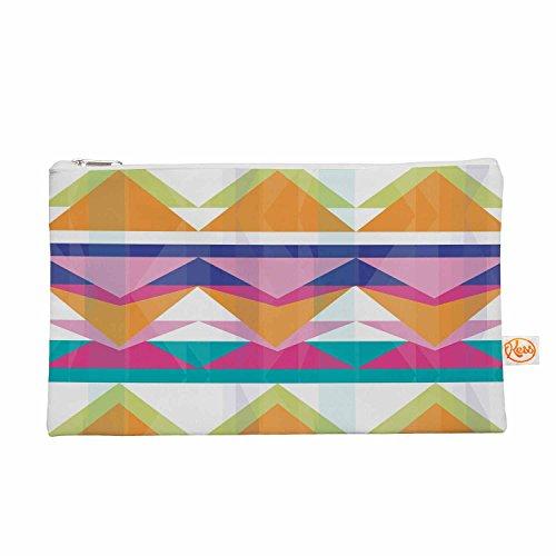 Kess eigene 12,5x 21,6cm Miranda Mol Dreieck Wellen Alles Tasche–Geometrische Muster