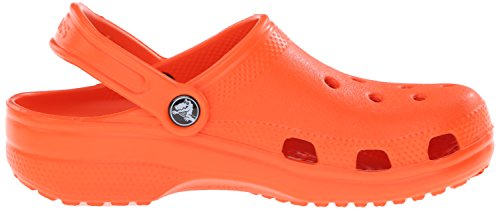 Crocs Unisex Classic Clog Tangerine