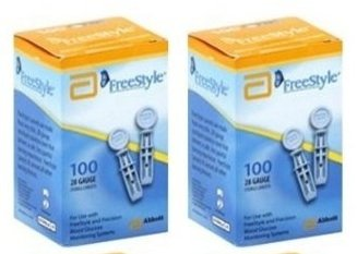 Freestyle Lancets 28G (200)