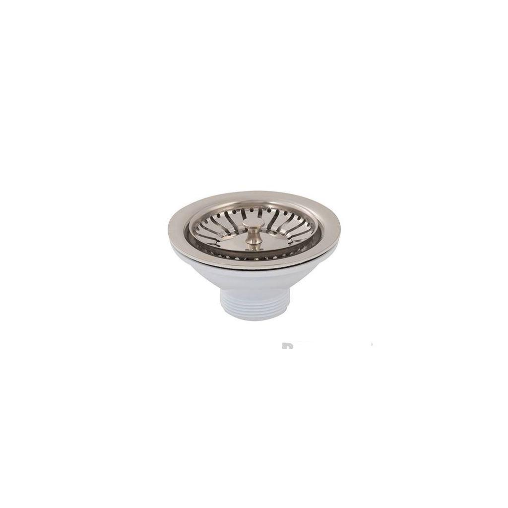Bonde /à panier pour /évier Bonde 90 mm diam.//tuyau d/évacuation 40 mm diam.