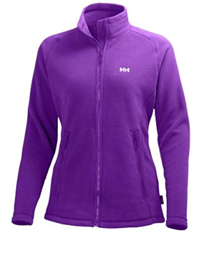 Helly Hansen Women's Zera Fleece Jacket, Sunburned Purple, Medium