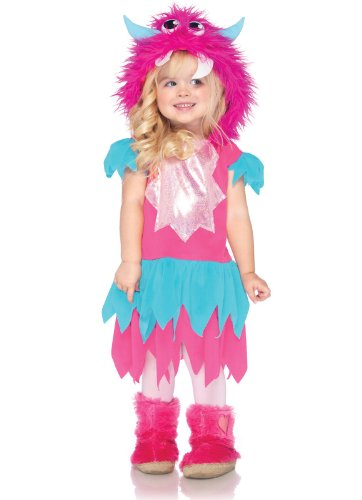 Leg A (Blue Monster Costumes Toddler)