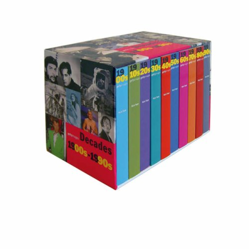 Decades 1900s - 1990s, 10 Vols.