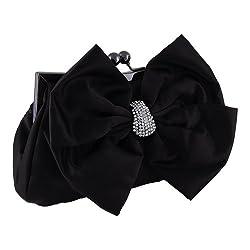 Carlo Fellini - Esmeralda Evening Bag (N 8132) (Cafe)