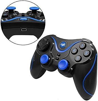 Eaxus®️ Android Bluetooth Game Controller/Gamepad Para teléfono móvil, smartphone y FireTV: Amazon.es: Bricolaje y herramientas