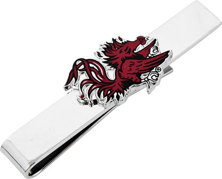 Cufflinks Inc Men's University of South Carolina Gamecocks Tie Bar