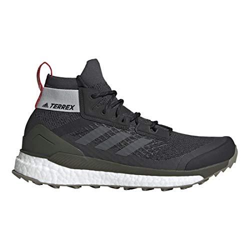 adidas outdoor Men's Terrex Free Hiker Black/Grey Six/Night Cargo 8 D US by adidas outdoor (Image #1)