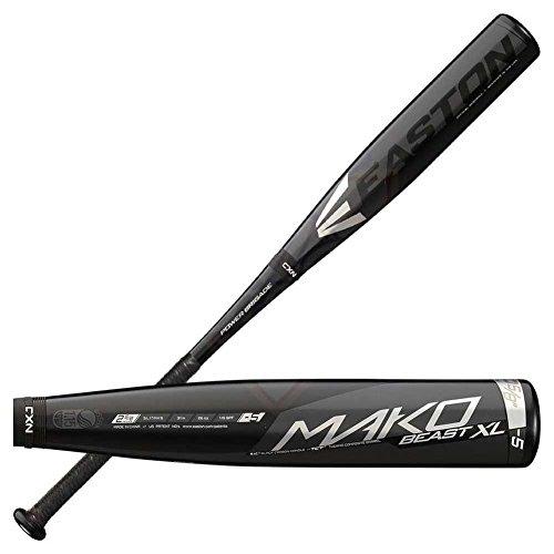 Cheap Easton SL17MK5 Mako Beast XL 2 5/8 5 Composite Senior League Big Barrel Baseball Bat, 30″/25 oz
