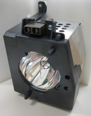 AuraBeam Economy Replacement Television Lamp for Toshiba 62HM196 with Housing
