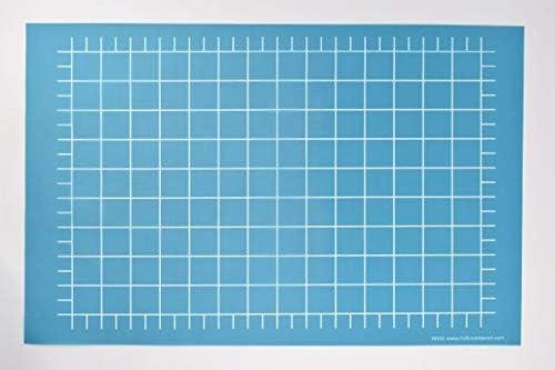 Hancy Creations 30555 Grid Full Line Stencils Large