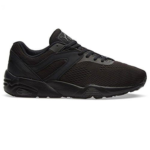 Puma Black Mesh R698 Chaussures 05 Engineered wzPfx1Sq