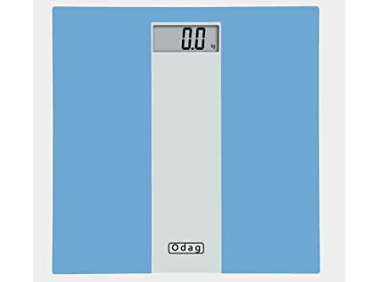 Roque Monasterio 1038 Azul - Bascula baño electr. 150kg az 1038 odag