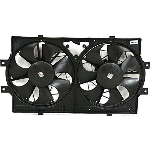 Radiator Cooling Fan For 93-97 Dodge Intrepid 94-97 Chrysler LHS ()