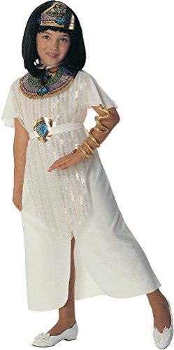 Childs Girl's Stunning Egyptian Queen Cleopatra Costume Medium