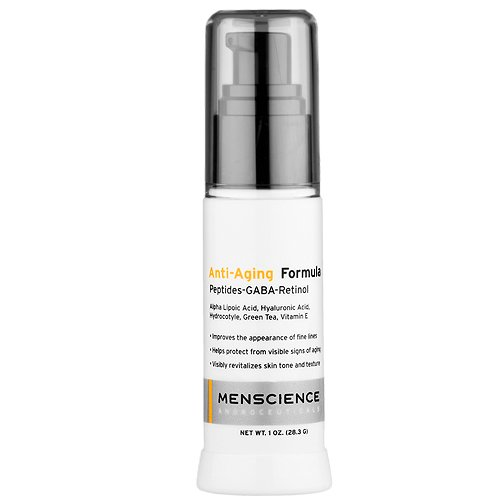 MenScience Androceuticals formule anti-âge, 1 oz.