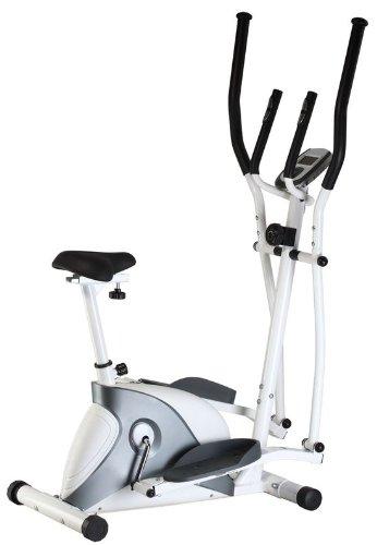 AsVIVA Crosstrainer Cycle 2 in 1 Cardio Elliptical zum trainieren