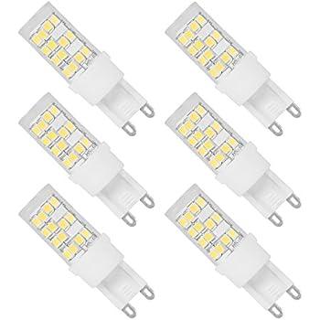 Dimmable G9 Led Bulb Seealle 4w G9 Led Light Daylight