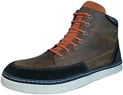 Subdividir financiero entrega a domicilio  Amazon.com: Geox U Mattias ABX B - Botas de cuero para hombre: Shoes