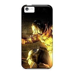 New TXM2071flBf Dark Souls Skin Case Cover Shatterproof Case For Iphone 5c