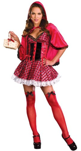 Little Red Riding Hood Adult Costume - X-Large