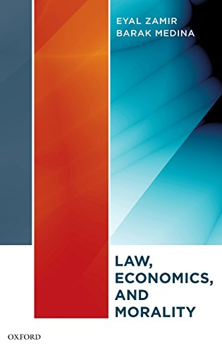 Law, Economics, and Morality by Oxford University Press