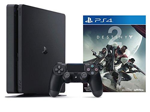 Playstation Slim 1Tb Console   Destiny 2 Bundle   2   Items