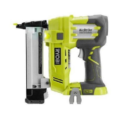 Best Price! Ryobi ZRP360 ONE Plus 18V Cordless Lithium-Ion 1-1/2 in. Narrow Crown Stapler (Bare Tool...