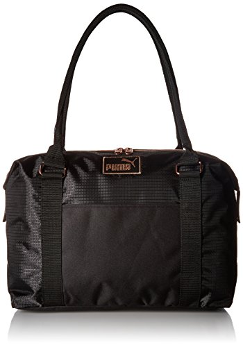PUMA Women's Evercat Jane Tote, black/gold, OS from PUMA
