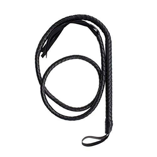 Joysiya Black Whip Catwoman Costume Accessories Whips]()