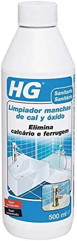 HG 100050130 Manchas superconcentrado 500 ml-el Limpiador de Cal y ...