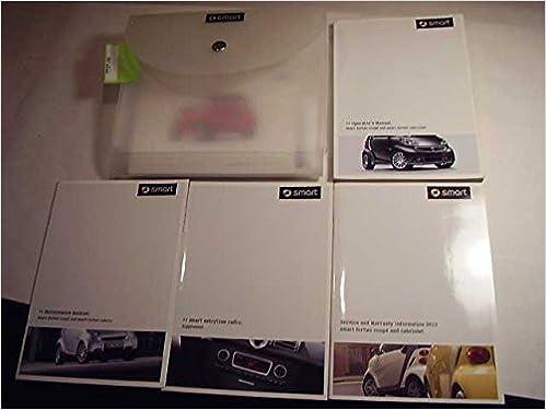 manual for 2013 smart car