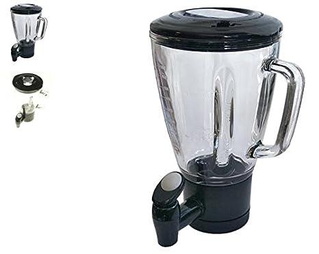 Cuenco Vidrio Vaso solo Kenwood para batidora Kenwood - kw680989: Amazon.es: Hogar