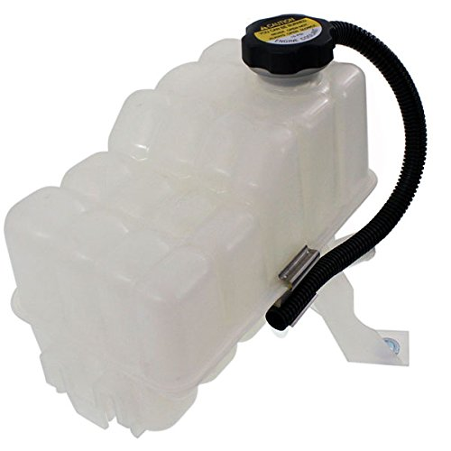 Partomotive For 99-07 Chevy Silverado Coolant Recovery Reservoir Expansion Tank w/Cap GM3014121