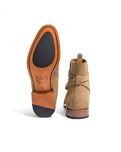 Southern Gents Emerson Jodhpur Boot (9, Camel) by Southern Gents (Image #3)
