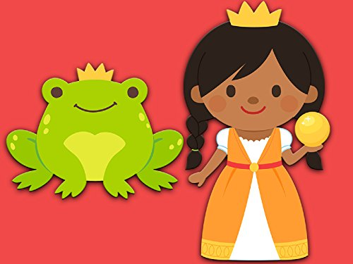 The Frog Prince (Nursery Rhymes Frogs)