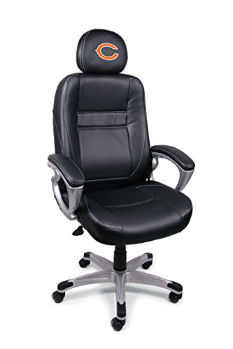 - NFL Chicago Bears Leather Office Chair