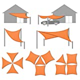 casa pura Sun Shade Sail | Shade Cloth, Protect