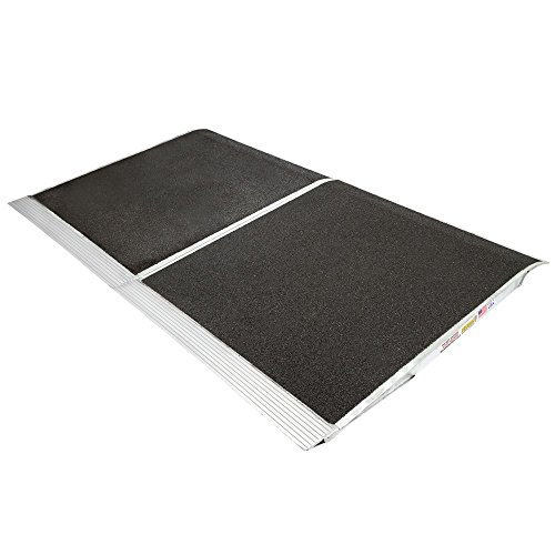 "Discount Ramps Loading Dock Forklift Container Ramp 48"" x 90"""