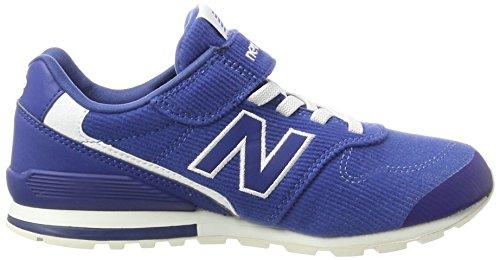 Blue 996 Balance Bleu Enfant New Baskets Mixte q0xnwTZ